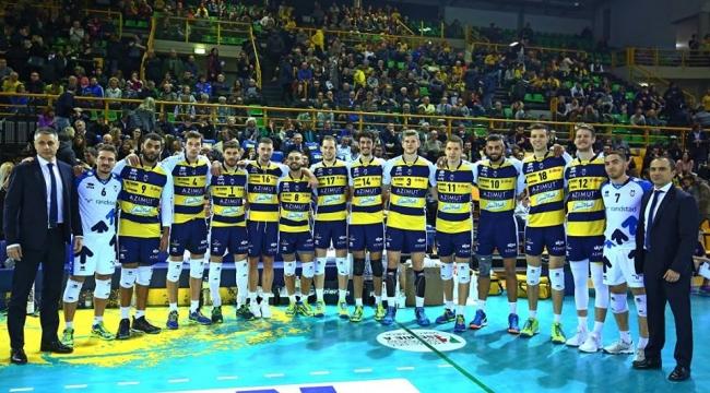 Modena, Verona ve Piacenza 3-0 kazandı...