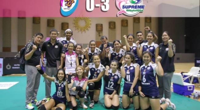 Tayland'da 5. maçlar tamamlandı...
