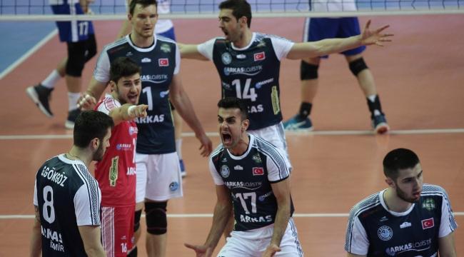 Arkas Spor İtalya'da kritik virajda