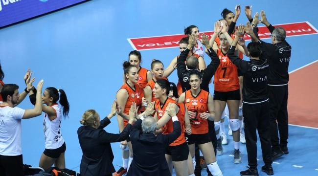 CEV Kupası'nda erken final etabı