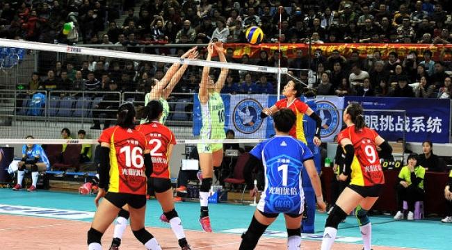 Çin'de haftanın maçını Liaoning 3-0 kazandı...