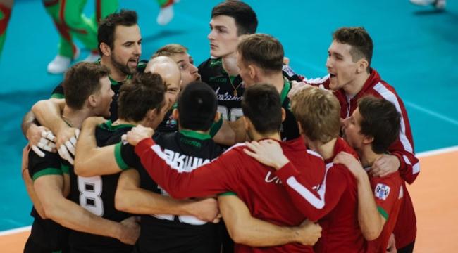Dinamo Kazan, Belgorod ve Novosibirsk kazandı...