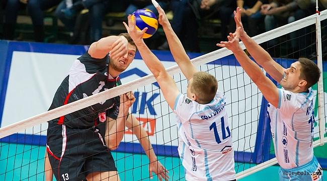 Dinamo Moskova, Belgorod'a set vermedi