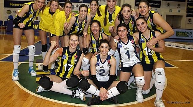 Fenerbahçe, Beylikdüzü Voleybol İhtisas'ı 3-0 yendi