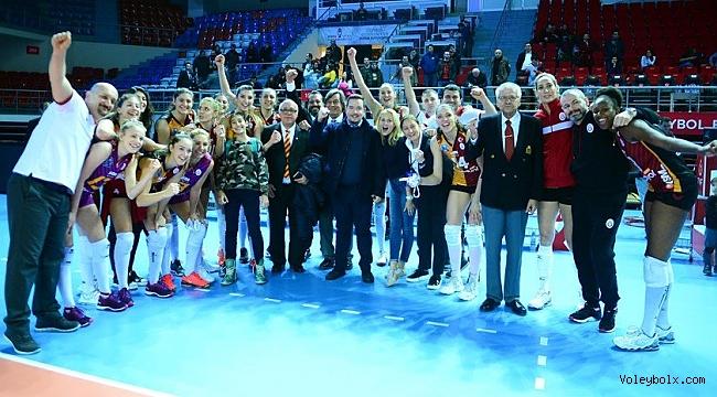 Galatasaray Avrupa'da tur için adaylığını koydu
