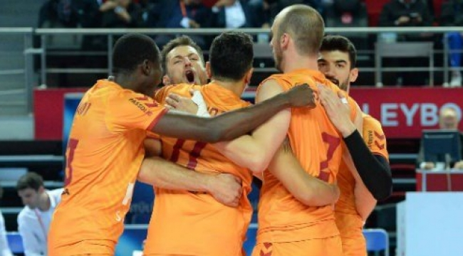 Galatasaray'dan kolay galibiyet