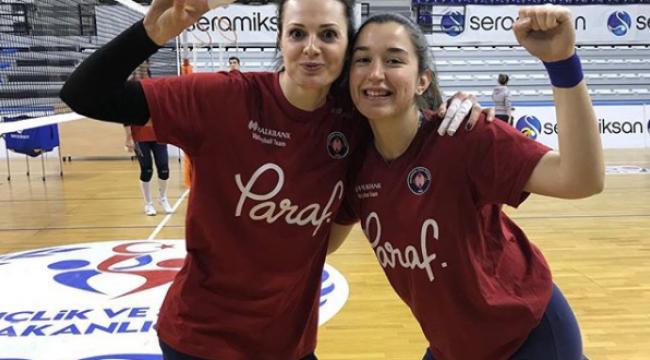 Mariana Aydın, Halkbank ile anlaştı