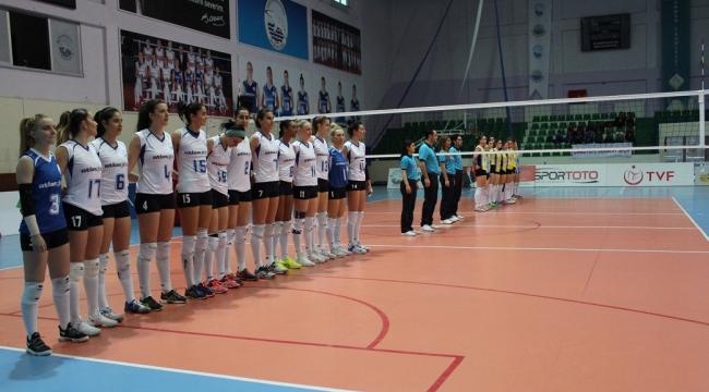 Sarıyer Belediyespor, Alaşehir'i 3-1 mağlup etti