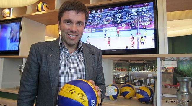 Stav Jacabi: Sporda durgunluk ölümdür!