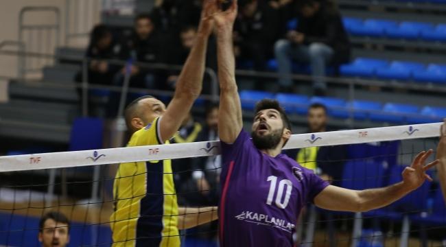 Fenerbahçe, Afyon'a set vermedi: 3-0