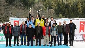 TVF Kar Voleybolu Şampiyonası'nda Şampiyonlar Belli Oldu