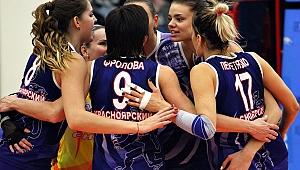 Uralochka ve Yenisey, çeyrek final ilk maçlarını kazandı