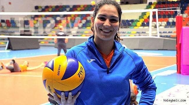 Aylin Sarıoğlu'nun çifte heyecanı