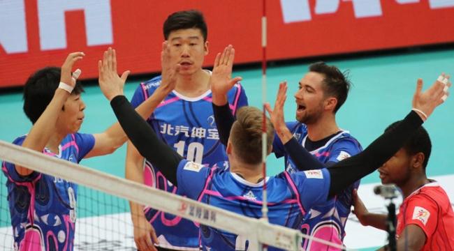 Çin'de Shanghai ve Beijing finalde!...