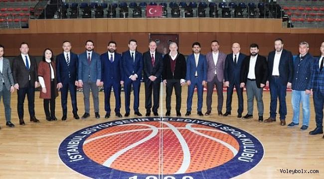 İstanbul BBSK'da yeni başkan Celalettin Deniztoker