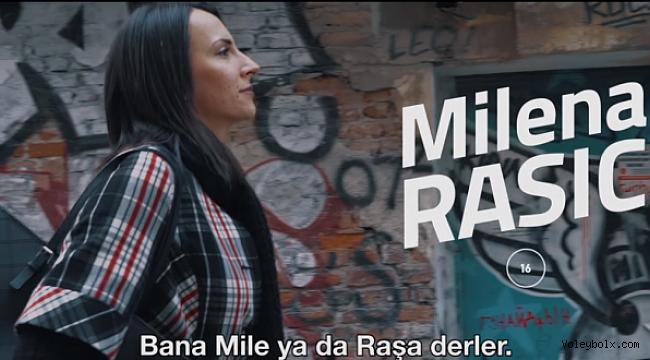 Milena Rasic'in Gözünden VakıfBank !