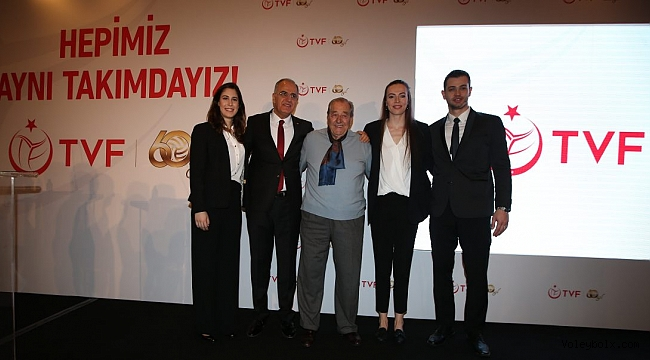 """TVF, 60. Yılını Kutluyor: """"Hepimiz Aynı Takımdayız"""""""