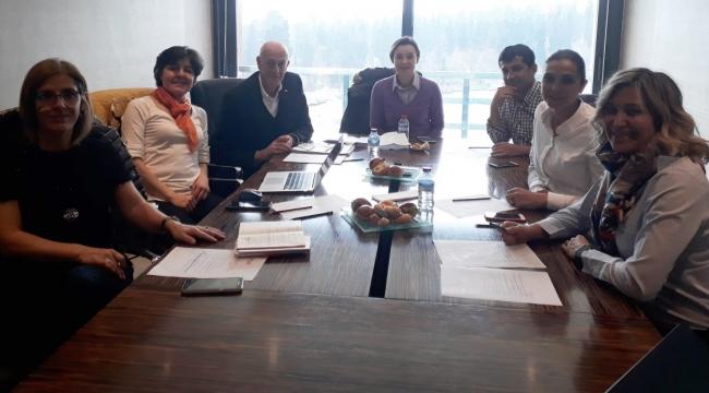 TVF Eğitim Kurulu Değerlendirme Toplantısı Yaptı