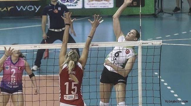 Bursa Büyükşehir Bld. şampiyonluğa göz kırptı