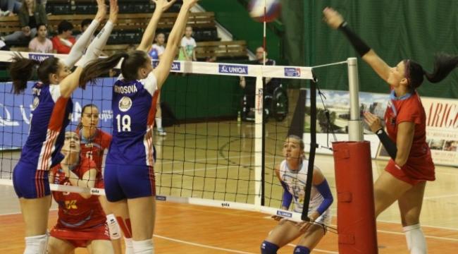 Çekya final serisinde 2. maçı VK Prostejov kazandı