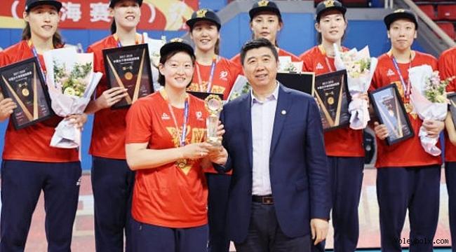 Çin'de Kim Yeon-Kounglu Shanghai'yi geçen Tianjin Şampiyon!..