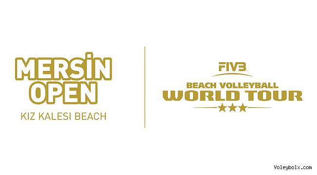 FIVB Plaj Voleybolu Dünya Turu 3 Yıldızlı Mersin Etabı, 2 Mayıs'ta Başlıyor
