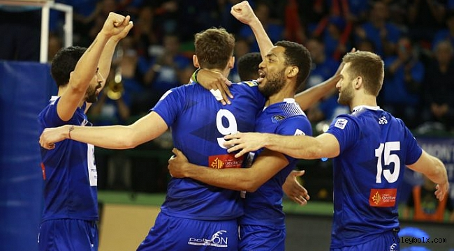 Fransa'da Montpellier seriyi 1-1'e taşıdı...