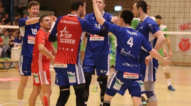 İsviçre final serisinde durum 2-0 oldu