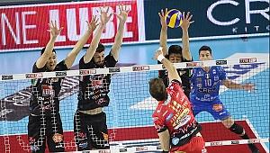 İtalya'da Lube final serisini eşitledi: 1-1