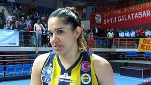 Natalia'dan Fenerbahçe'ye teşekkür ve veda !