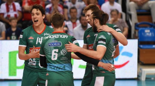 Polonya'da yarı finalistler 3. maça kaldı...