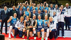 Rusya Şampiyonu Dinamo Moskova!..