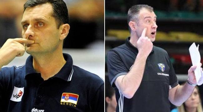 Sırbistan'da bayan ve erkek milli takım kadroları şekillendi