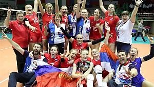 U17 Bayanlar Avrupa Şampiyonu Rusya!..