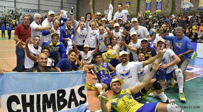 UPCN San Juan, Arjantinde 7. kez şampiyon!..