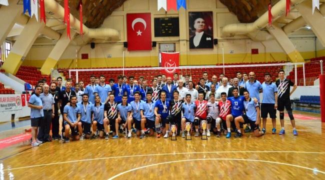 2018 Genç Erkekler Türkiye Şampiyonası Sona Erdi