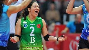 Aylin Sarıoğlu Vakıfbank'ta!