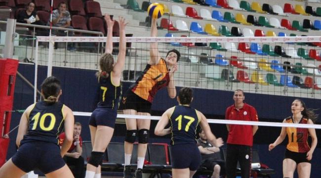Genç Kızlar Türkiye Şampiyonası'nda Final ve Klasman Etabı Devam Ediyor