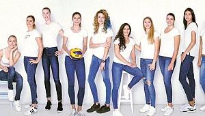 Kadın sporcular Atatürk'ün izinde