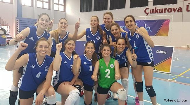 Koçsporfest'te şampiyon İstanbul Aydın Üniversitesi