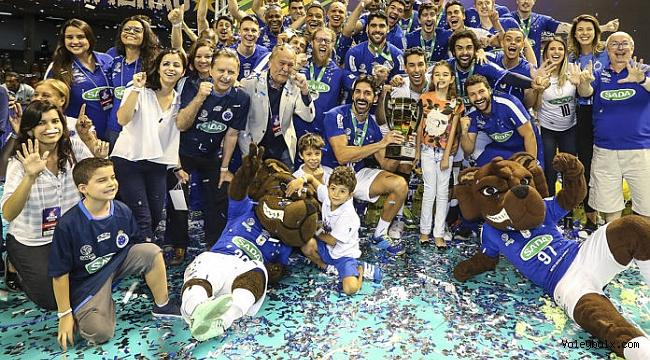 Sada Cruzeiro Bezilya Şampiyonu!...