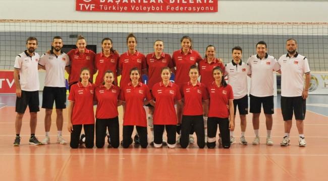 A Bayan Milli Takımımız, Akdeniz Oyunları'nda Sahne Alıyor