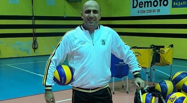 Aydın Belediye'de antrenör Umut Uysal