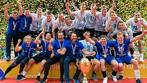 CEV Altın Avrupa Ligi'nde şampiyon Estonya !