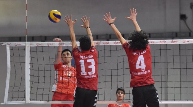 Yıldızlar Türkiye Şampiyonası'nda Final ve Klasman Karşılaşmaları Başladı