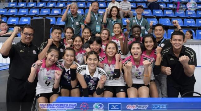 Asya Kulüpler Şampiyonası'nda Supreme – Nec finali!..