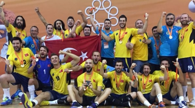 Beykent Şampiyon, İstanbul Aydın Üniversitesi Avrupa 4'üncüsü !