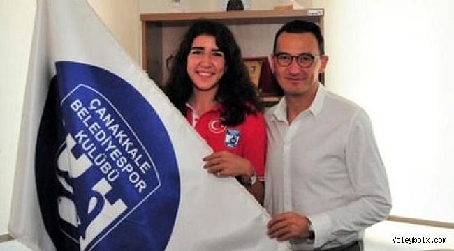 Çanakkale Belediyespor'dan çifte imza