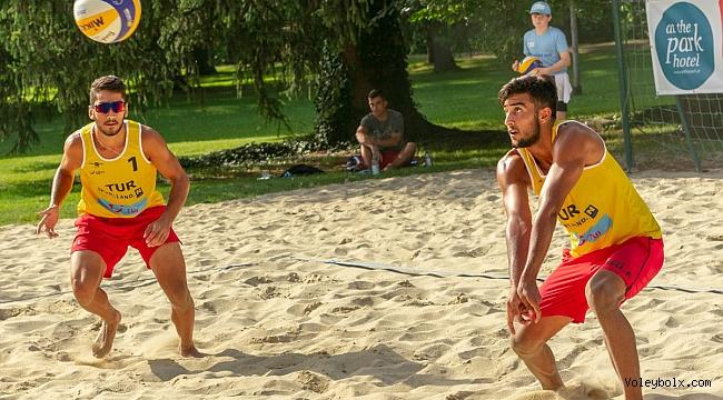 Millilerimiz, Plaj Voleybolu U19 Dünya Şampiyonası'nda Sahaya Çıktılar