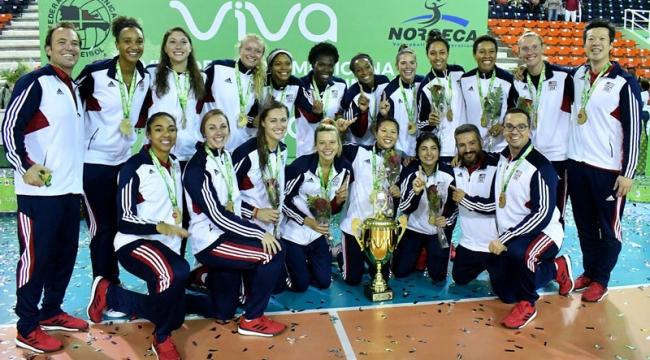 Pan Amerikan Kupası'nda Amerika Şampiyon!..